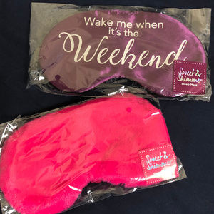 Ulta Sleep Masks - set of 2